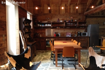 CHALET 1692, APPARTEMENT 1692 - 10/12 pers.