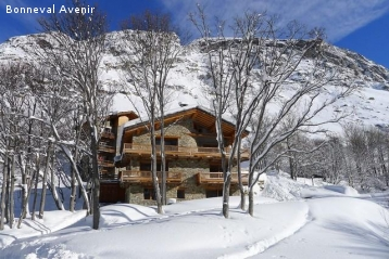 CHALET BEC D'AIGLE, COPPO - 7 pers.