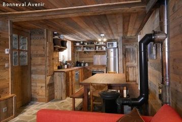CHALET 1692, APPARTEMENT 1862 - 4/5 pers.