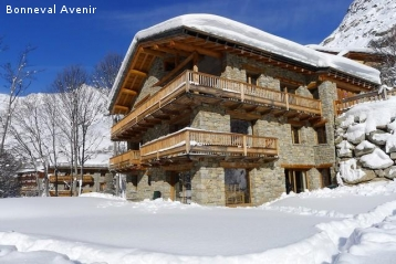 CHALET BEC D'AIGLE, FONTAINE - 5 pers.