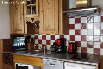 CHALET CAMPANULE APPART 2 - 4 pers.