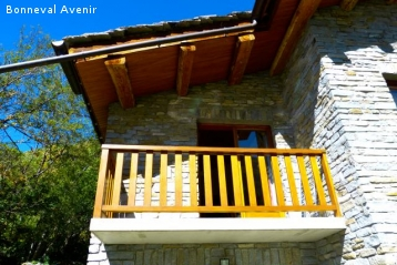 CHALET CHATAIGNIER, APPARTEMENT 19 - 4 pers.