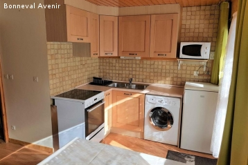 CHALET FORÊT, Appart 1 - 3 pers.
