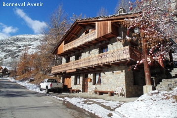 CHALET GENEVRIER - 4 pers.