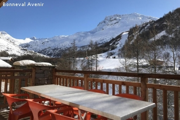 CHALET LA BERGERIE, APPART BAMBOO - 6 pers.