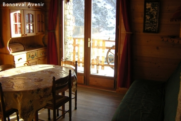 CHALET LE MOLLARD 3 - 4/5 pers.