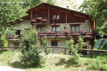 CHALET LES CARLINES - 4 pers.