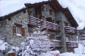 CHALET LES COMBETTES, EDELWEISS 6 - 6 pers.