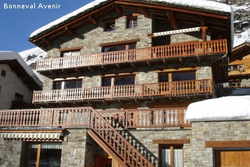 CHALET LEVANNA ****, GITE 2 - 4/5 pers.