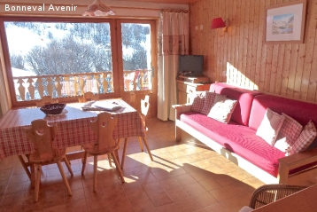 CHALET LEVANNA ****, GITE 2 - 4 pers.