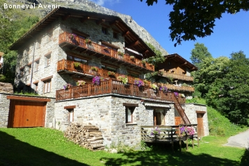 CHALET LEVANNA ****, GITE 3 - 4 pers.