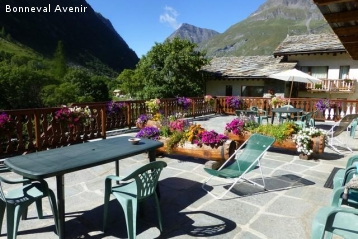 CHALET LEVANNA ****, GITE 4 - 5 pers.
