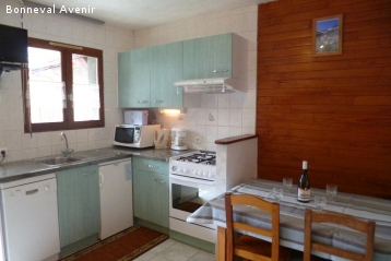 CHALET LINAIGRETTE - APPARTEMENT 2 - 2/3 pers.