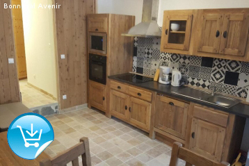 CHALET PILLENTA, APPARTEMENT 12 - 5 pers.