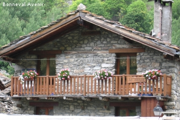 CHALET LE ROULIN - 6 pers.